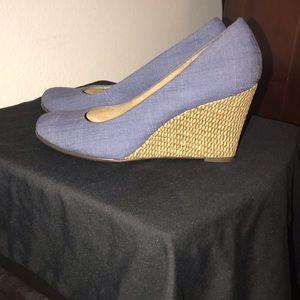 Aerosole wedges 3 inch heels